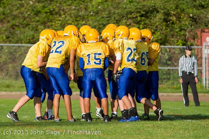 21142 McMurray Football v Hawkins 092513