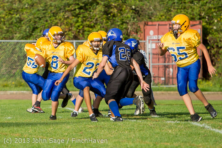 21161 McMurray Football v Hawkins 092513