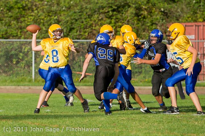 21163 McMurray Football v Hawkins 092513