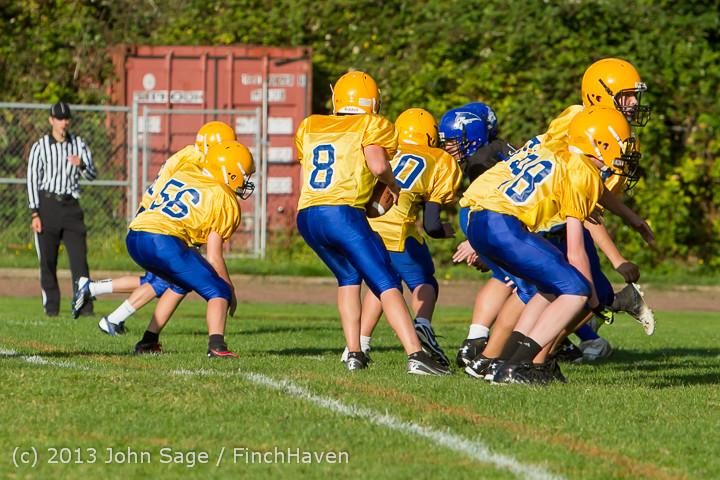 21192 McMurray Football v Hawkins 092513