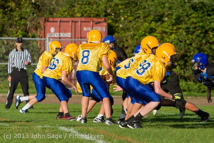21219 McMurray Football v Hawkins 092513