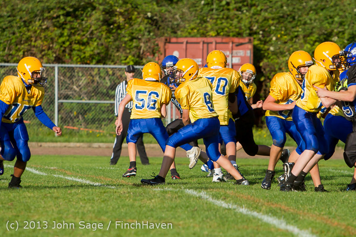 21223 McMurray Football v Hawkins 092513