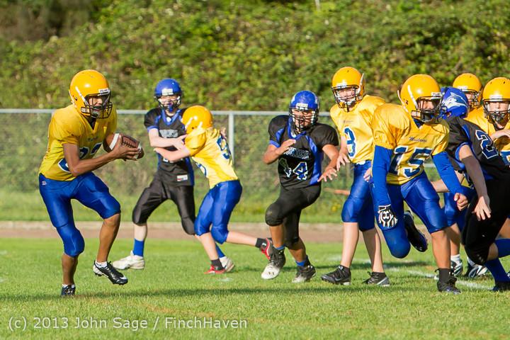 21224 McMurray Football v Hawkins 092513