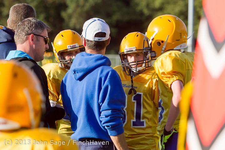 21234 McMurray Football v Hawkins 092513
