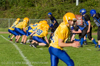 21241 McMurray Football v Hawkins 092513