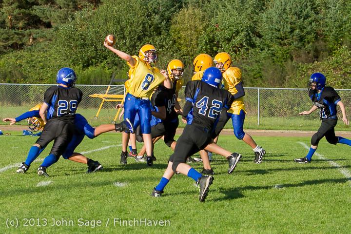 21252 McMurray Football v Hawkins 092513