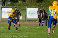 21374 McMurray Football v Hawkins 092513