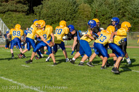 21423 McMurray Football v Hawkins 092513