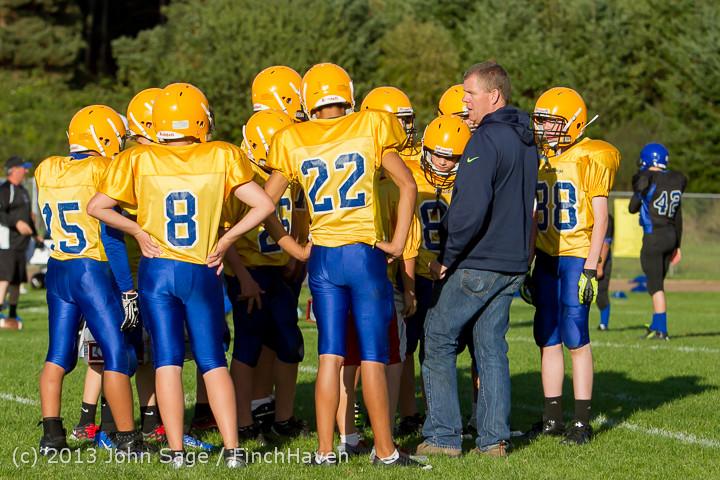 21464 McMurray Football v Hawkins 092513