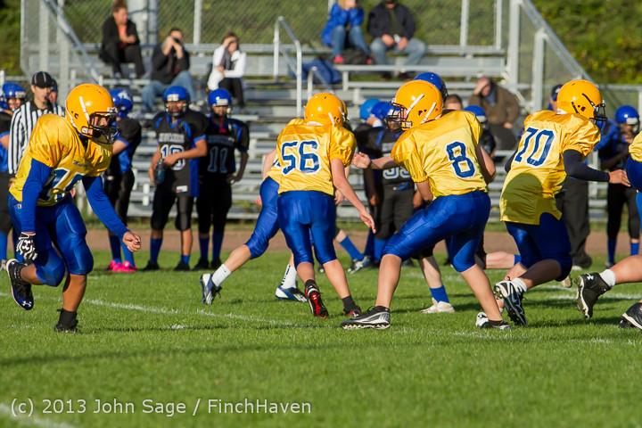 21474 McMurray Football v Hawkins 092513