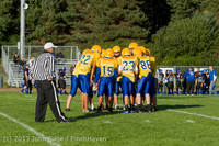 21516 McMurray Football v Hawkins 092513