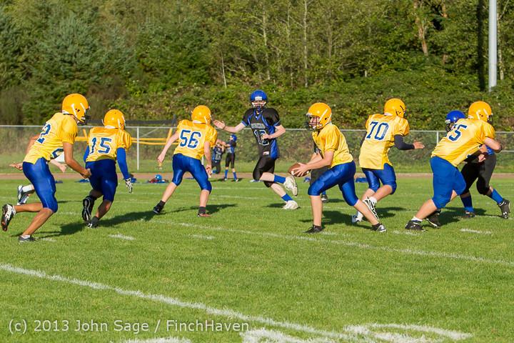21518 McMurray Football v Hawkins 092513
