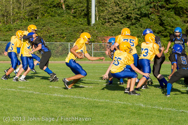 21525 McMurray Football v Hawkins 092513