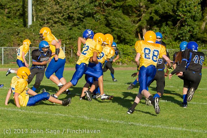 21529 McMurray Football v Hawkins 092513