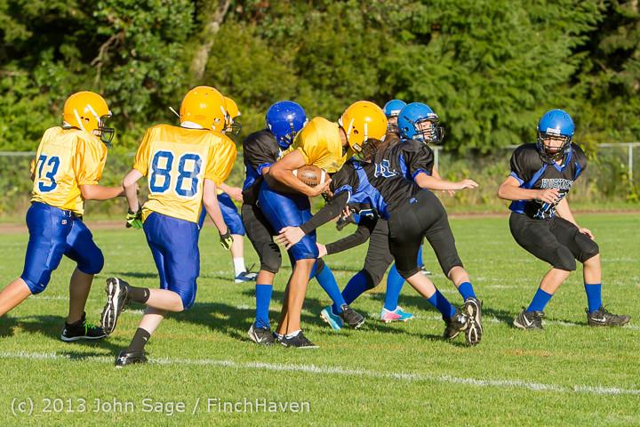 21537 McMurray Football v Hawkins 092513