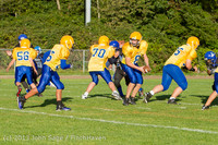 21552 McMurray Football v Hawkins 092513
