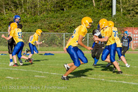 21556 McMurray Football v Hawkins 092513