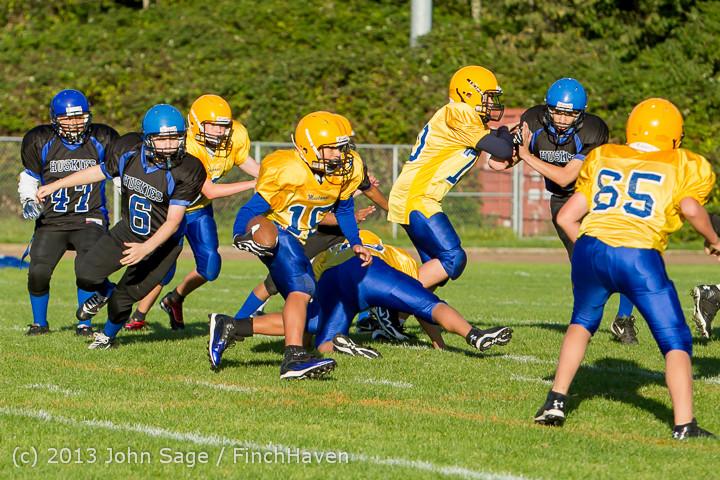 21591 McMurray Football v Hawkins 092513