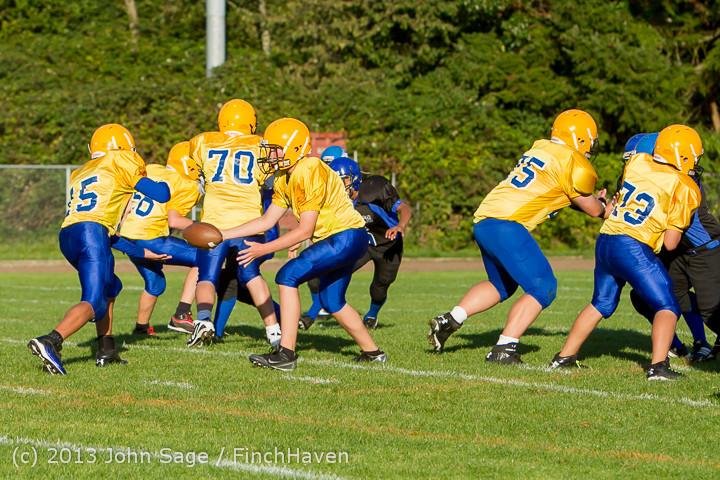 21621 McMurray Football v Hawkins 092513