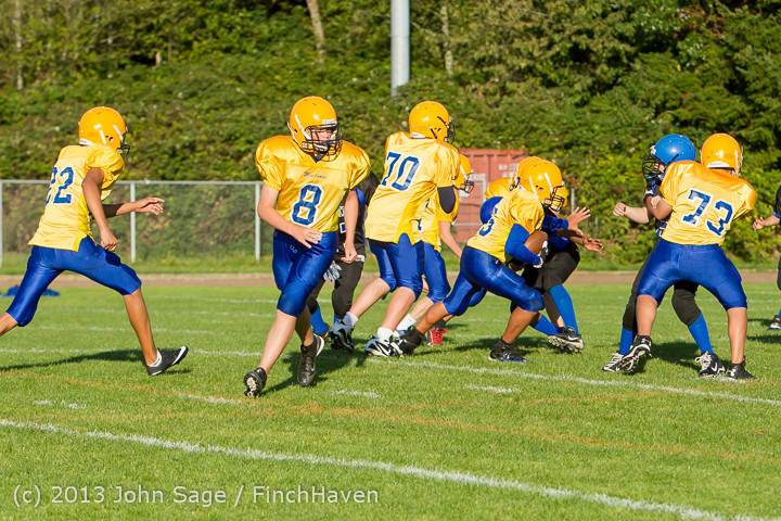 21622 McMurray Football v Hawkins 092513