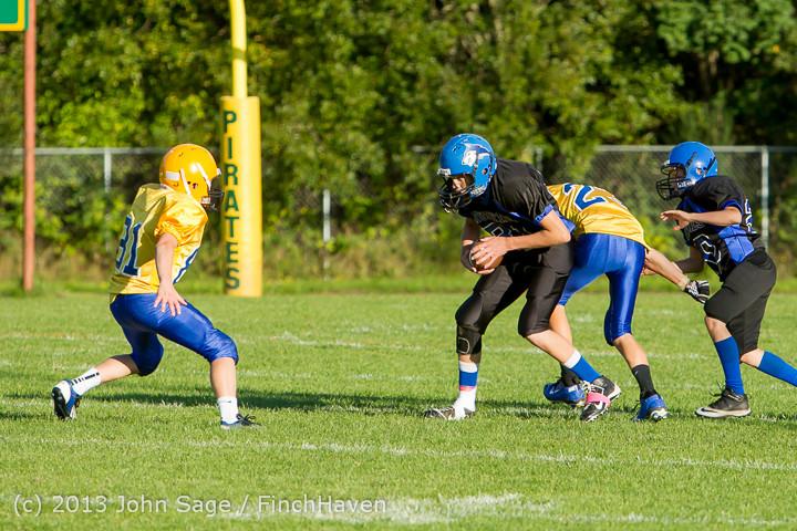 21653 McMurray Football v Hawkins 092513