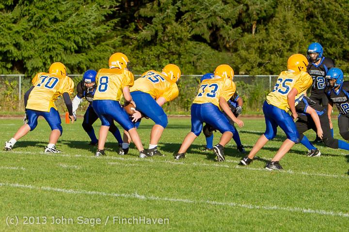 21671 McMurray Football v Hawkins 092513