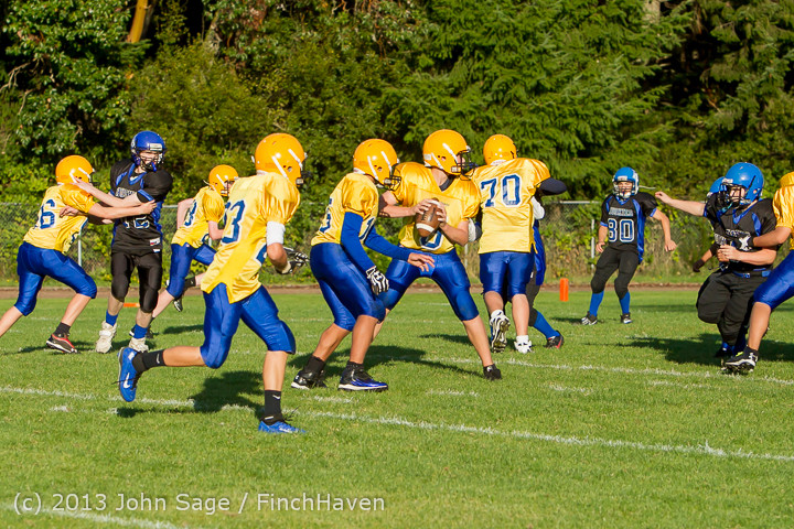21677 McMurray Football v Hawkins 092513