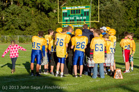 21737 McMurray Football v Hawkins 092513