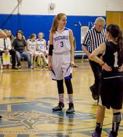 1209 McM Girls Varsity Basketball v Klahowya 031215