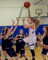 1243 McM Girls Varsity Basketball v Klahowya 031215