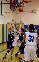1258 McM Girls Varsity Basketball v Klahowya 031215