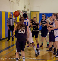 1303 McM Girls Varsity Basketball v Klahowya 031215