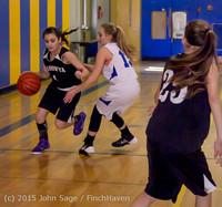 1316 McM Girls Varsity Basketball v Klahowya 031215