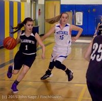 1318 McM Girls Varsity Basketball v Klahowya 031215