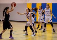 1336 McM Girls Varsity Basketball v Klahowya 031215