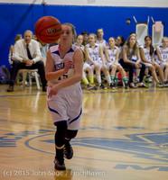 1373 McM Girls Varsity Basketball v Klahowya 031215
