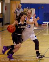 1392 McM Girls Varsity Basketball v Klahowya 031215