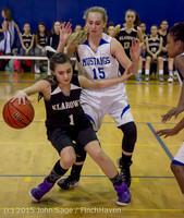 1394 McM Girls Varsity Basketball v Klahowya 031215
