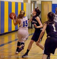 1412 McM Girls Varsity Basketball v Klahowya 031215
