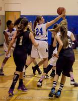 1424 McM Girls Varsity Basketball v Klahowya 031215