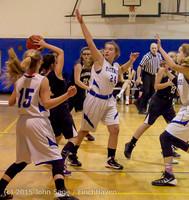 1435 McM Girls Varsity Basketball v Klahowya 031215