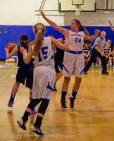 1437 McM Girls Varsity Basketball v Klahowya 031215