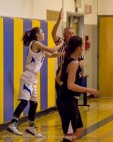 1461 McM Girls Varsity Basketball v Klahowya 031215