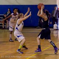 1988 McM Girls Varsity Basketball v Klahowya 031215