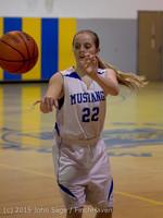 2023 McM Girls Varsity Basketball v Klahowya 031215