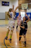 2027 McM Girls Varsity Basketball v Klahowya 031215