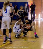2054 McM Girls Varsity Basketball v Klahowya 031215