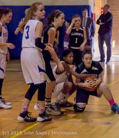 2061 McM Girls Varsity Basketball v Klahowya 031215