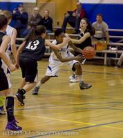 2072 McM Girls Varsity Basketball v Klahowya 031215