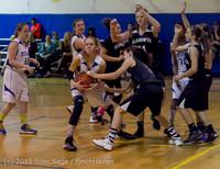 2107 McM Girls Varsity Basketball v Klahowya 031215